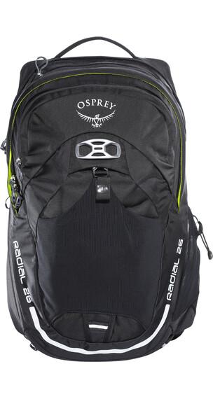 Osprey Radial 26 rugzak M/L zwart